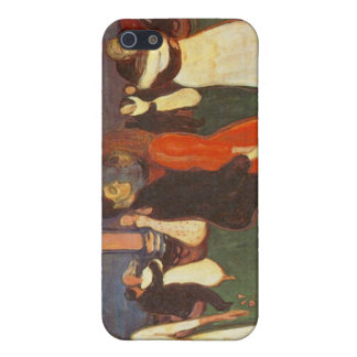 Edvard Munch - The Dance Of Life Cover For iPhone 5