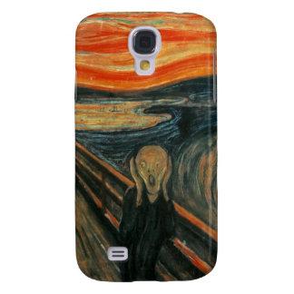 Edvard Munch - The Scream Samsung Galaxy S4 Covers
