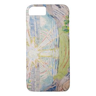 Edvard Munch - The Sun iPhone 7 Case