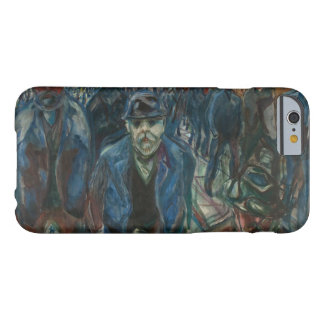 Edvard Munch - Workers on their Way Home Barely There iPhone 6 Case