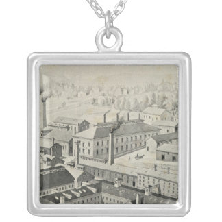 Edw Miller & Co Silver Plated Necklace