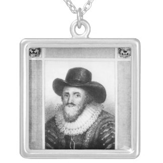Edward Alleyn Silver Plated Necklace
