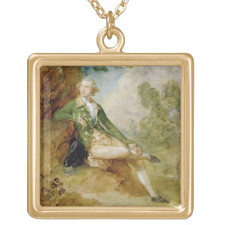 Edward Augustus Duke of Kent c 1787 oil on canv Necklaces