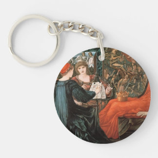 Edward Burne-Jones- Laus Veneris Acrylic Keychain