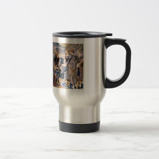 Edward Burne-Jones- Perseus and the Sea Nymphs Mug