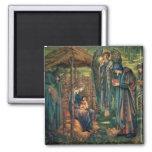 Edward Burne-Jones: Star of Bethlehem Fridge Magnets