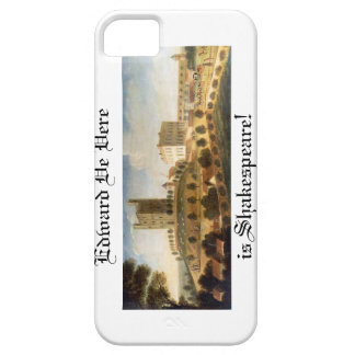 Edward De Vere is Shakespeare iPhone Case iPhone 5 Covers