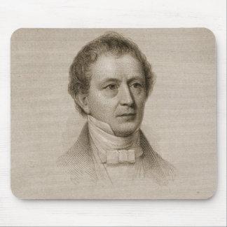 Edward Everett, engraved by John Cheney (1801-85) Mouse Mat