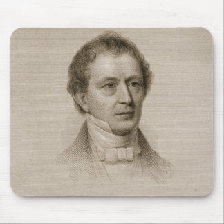 Edward Everett, engraved by John Cheney (1801-85) Mouse Pad