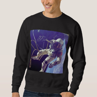 Edward H. White first American Space Walker NASA Sweatshirt