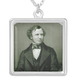Edward Henry Smith Stanley, Lord Stanley Silver Plated Necklace