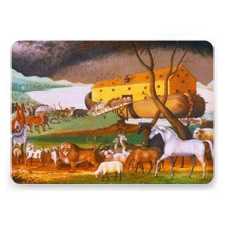 Edward Hicks Noah s Ark Cards