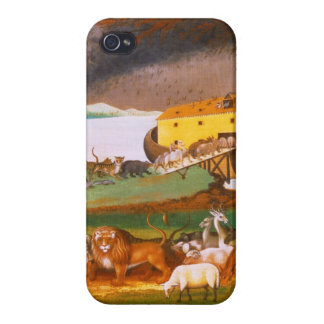 Edward Hicks Noah's Ark Case For The iPhone 4