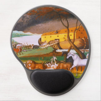 Edward Hicks Noah's Ark Gel Mouse Pad