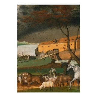 Edward Hicks - Noah's Ark Invite