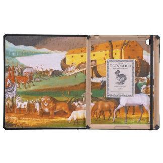 Edward Hicks Noah's Ark iPad Case