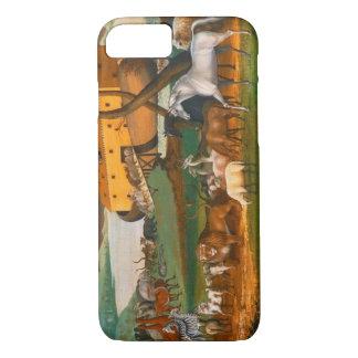 Edward Hicks Noah's Ark iPhone 7 Case