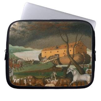 Edward Hicks - Noah's Ark Laptop Sleeves