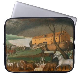 Edward Hicks - Noah's Ark Computer Sleeve