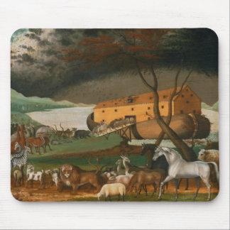 Edward Hicks - Noah's Ark Mouse Pad