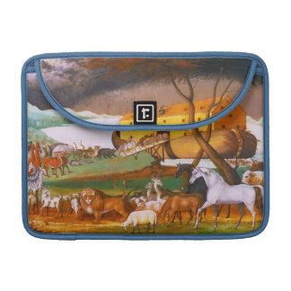 Edward Hicks Noah's Ark Sleeve For MacBooks