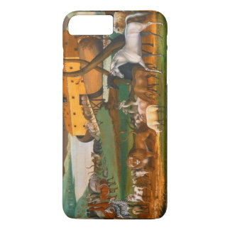 Edward Hicks Noah's Ark Vintage Fine Art iPhone 7 Plus Case