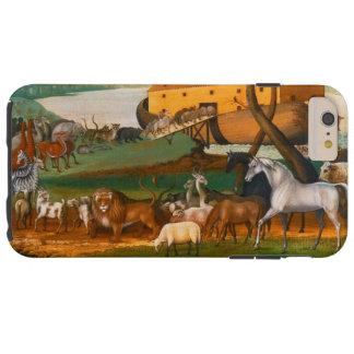 Edward Hicks Noah's Ark Vintage Fine Art Tough iPhone 6 Plus Case