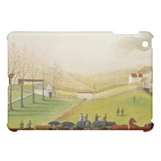 Edward Hicks - The Cornell Farm iPad Mini Case