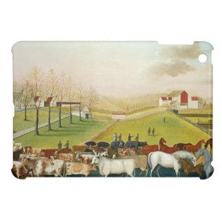 Edward Hicks - The Cornell Farm iPad Mini Cover