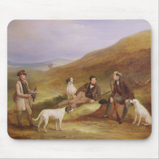 Edward Horner Reynard and his Brother, George, Gro Mouse Pad