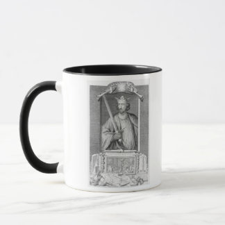 Edward I (1239-1307) King of England from 1272, af Mug