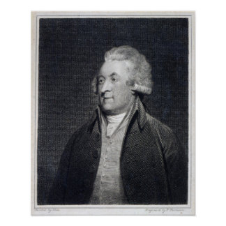 Edward Jerningham , 1794 Poster