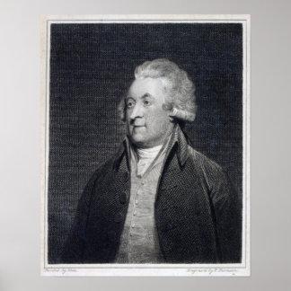 Edward Jerningham , 1794 Poster