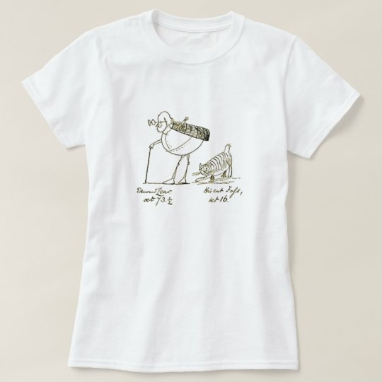 Edward Lear and Foss T-Shirt