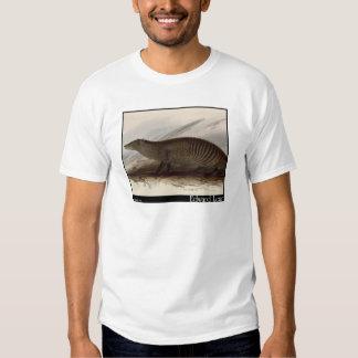 Edward Lear's Banded Mongoose T Shirt