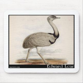 Edward Lear's Emu Mousepad