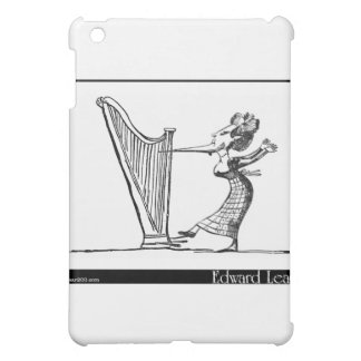 Edward Lear's Young Lady whose chin Image iPad Mini Cover
