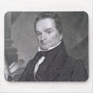 Edward Livingston, engraved by Edward Wellmore (fl Mouse Mat