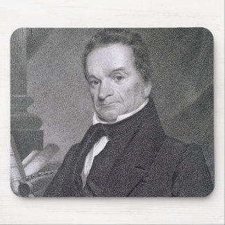 Edward Livingston, engraved by Edward Wellmore (fl Mouse Pad