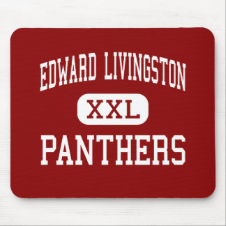 Edward Livingston - Panthers - New Orleans Mouse Pad