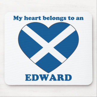 Edward Mouse Pad