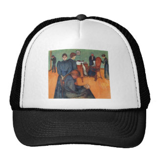 Edward Munch Art Painting Cap