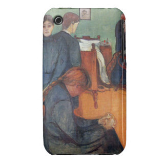 Edward Munch Art Painting iPhone 3 Cases