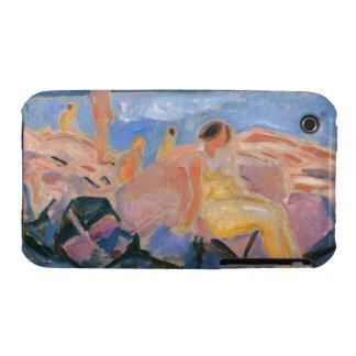 Edward Munch Art Painting Case-Mate iPhone 3 Case