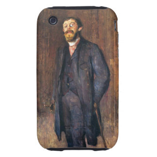 Edward Munch Art Painting iPhone 3 Tough Covers