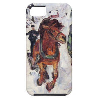 Edward Munch Art Painting iPhone 5 Case