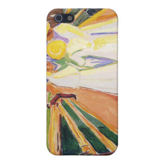 Edward Munch Art Painting iPhone 5 Covers