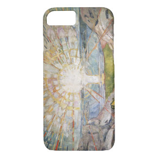 Edward Munch Art Painting iPhone 7 Case