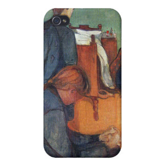 Edward Munch Art Painting iPhone 4 Covers