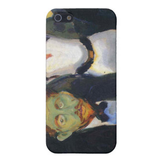 Edward Munch Art Painting Case For iPhone 5